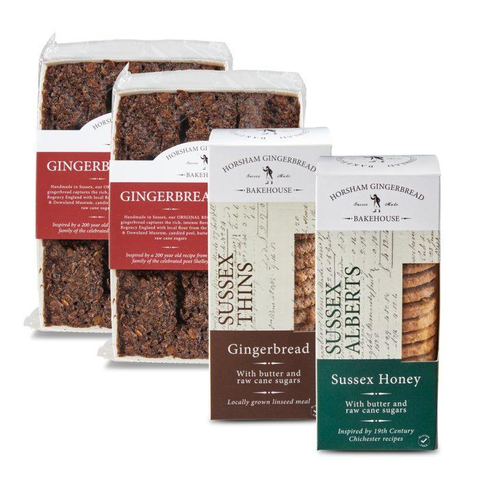 best of bakehouse original gingerbread box