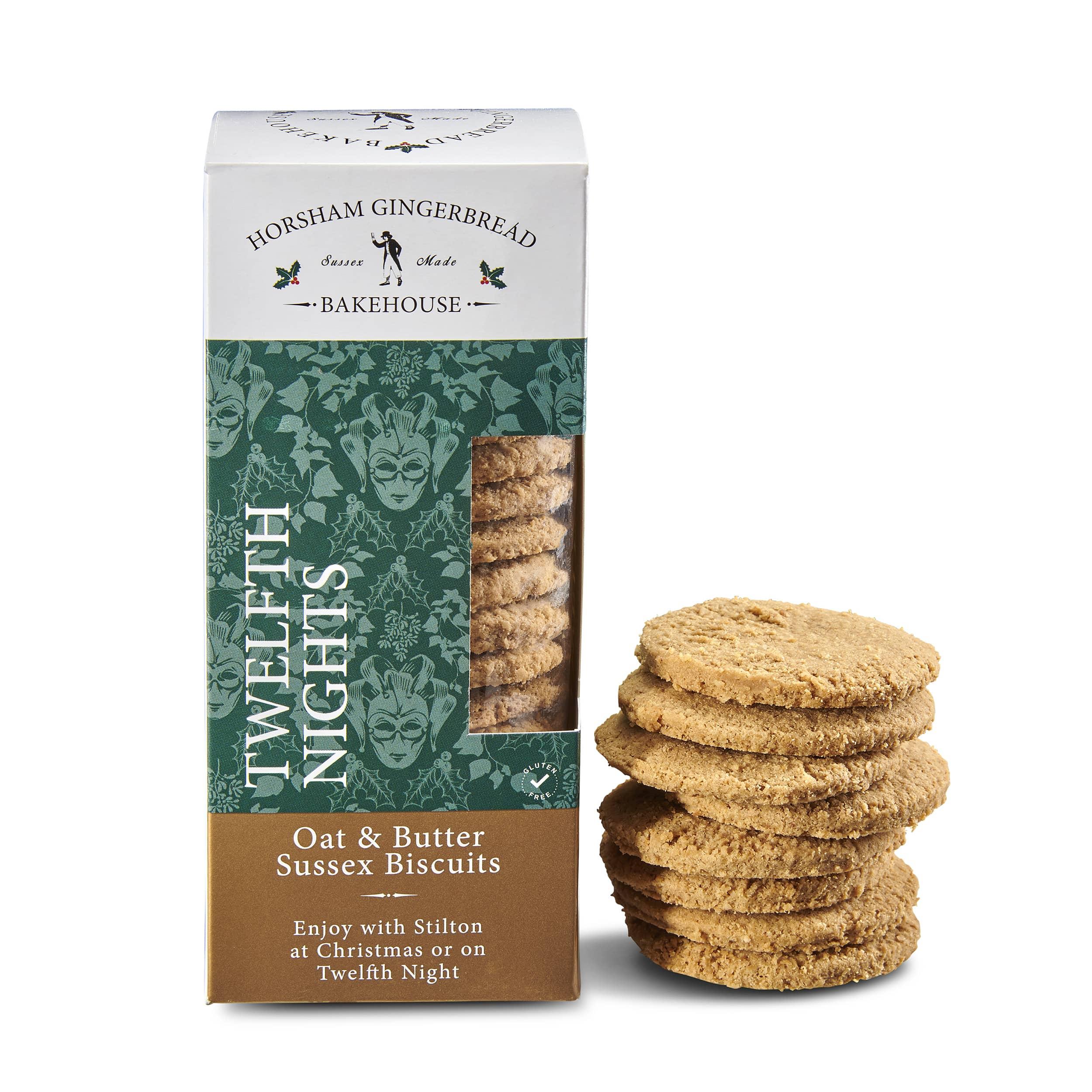 Twelfth Night Biscuits